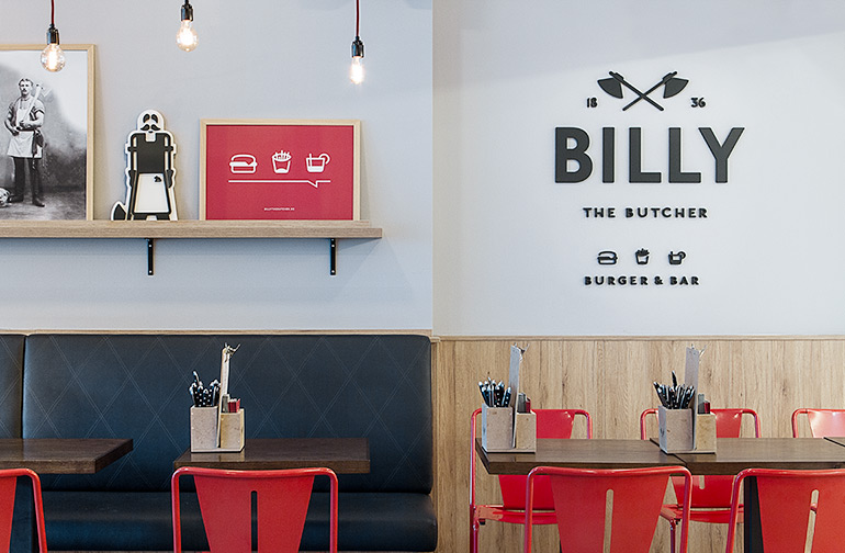 Billy the Butcher | Alsterhaus