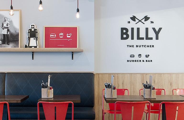 Billy the Butcher   Alsterhaus