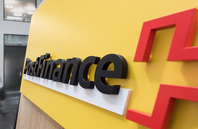 PostFinance   Pop-Up